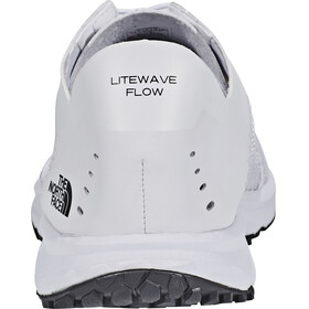 The North Face Litewave Flow Lace Shoes Men TNF White/TNF White